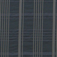 "Plaid Organdy, 54"" - Charcoal/Taupe 081A - 002"