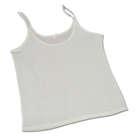 Lt. Camisole - White Medium 9830 - WHT-M