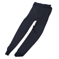 Legging Knitted - Black, Large 9920 - BLK-L