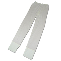 Legging Knitted - White, Large 9920 - WHT-L